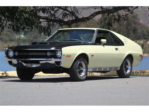 1970 AMC AMX for sale in San Diego, CA