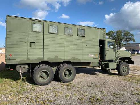 5 ton 6x6 AM General M934 Expansible Van body for sale in Punta Gorda, FL