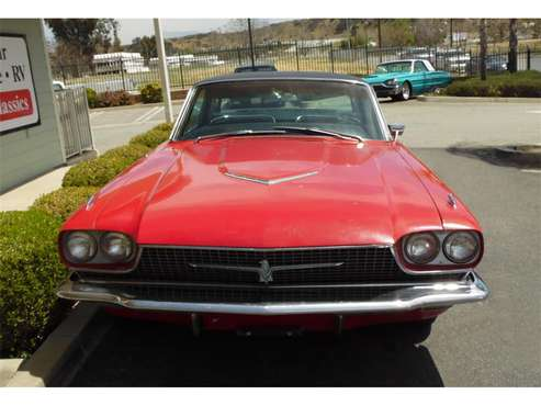 1966 Ford Thunderbird for sale in Redlands, CA