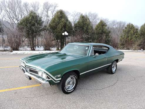 1968 Chevrolet Chevelle for sale in Greene, IA