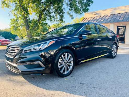 2016 Hyundai Sonata Limited, One owner! for sale in Fort Worth, TX