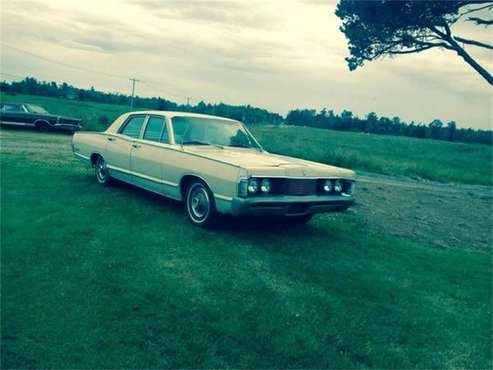 1968 Mercury Monterey for sale in Cadillac, MI