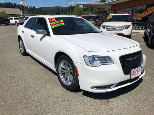 2015 Chrysler 300 for sale in Fortuna, CA