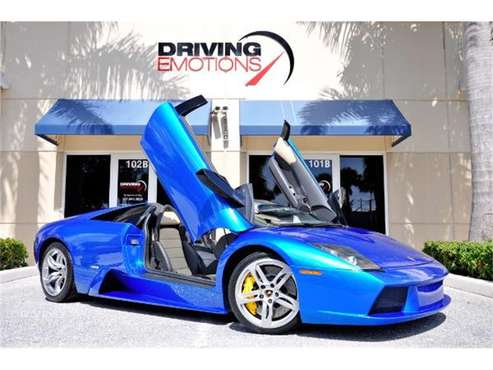 2006 Lamborghini Murcielago for sale in West Palm Beach, FL