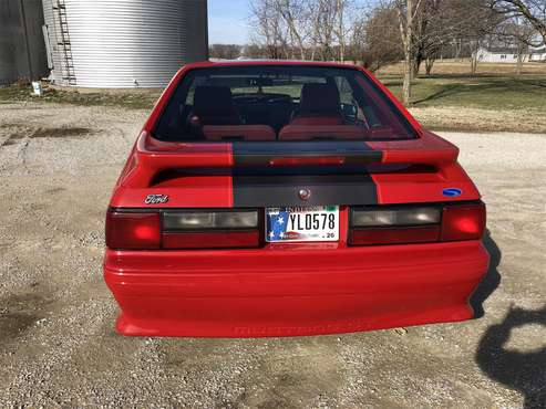 1989 Ford Mustang GT for sale in Cynthiana, IN