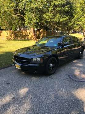 2007 Black Dodge Charger w 5.7 Hemi motor for sale in Norwood, NJ