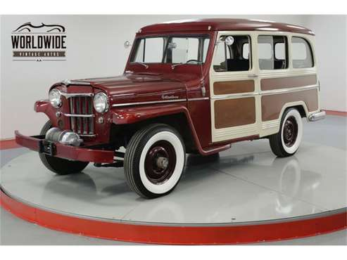 1958 Willys Wagoneer for sale in Denver , CO