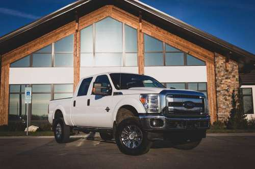 *** 2014 Ford F-250SD XLT * Clean Carfax * *** - cars & trucks - by... for sale in Troy MO, MO