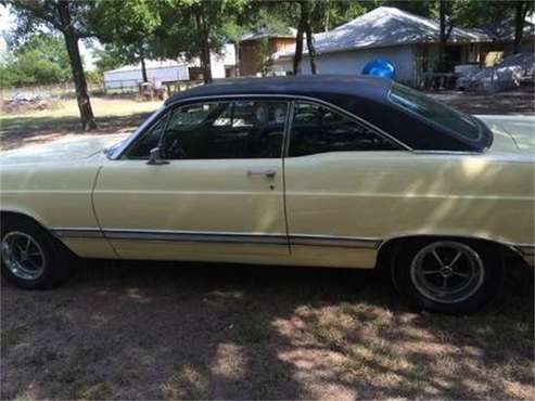 1967 Ford Fairlane 500 for sale in Cadillac, MI