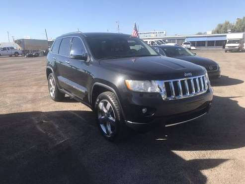 2012 Jeep Grand Cherokee WHOLESALE PRICES OFFERED TO THE PUBLIC! for sale in Glendale, AZ
