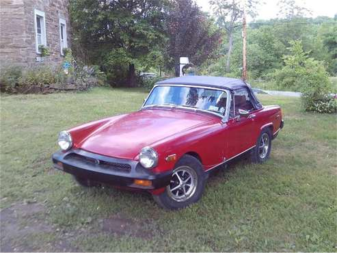 1975 MG Midget for sale in Cadillac, MI