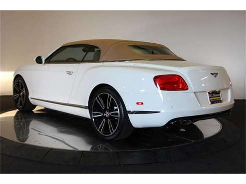 2013 Bentley Continental GTC V8 for sale in Anaheim, CA