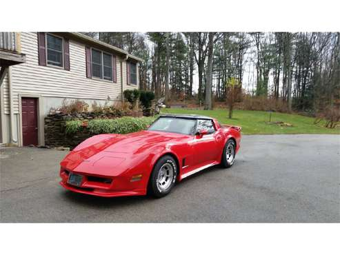 1980 Chevrolet Corvette for sale in West Pittston, PA
