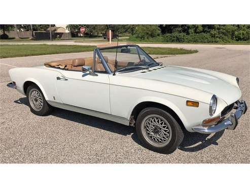 1974 Fiat 124 for sale in West Chester, PA