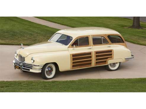 1949 Packard Woody Wagon for sale in Colorado Springs, CO