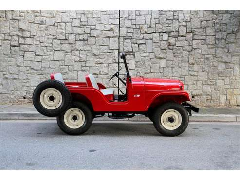 1959 Willys Jeep for sale in Atlanta, GA