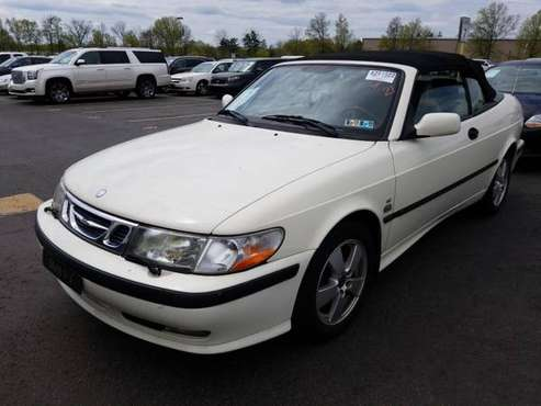 SALE! 2003 SAAB 9-3, LEATHER HEATED SEATS, RUNS GOOD+REMOTE for sale in Allentown, PA