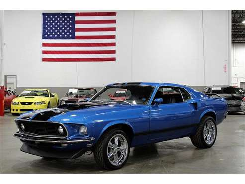 1969 Ford Mustang for sale in Kentwood, MI