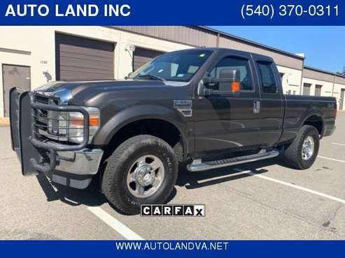 2009 FORD F250 SUPER DUTY 💥Weekend Sale Price💥 for sale in Fredericksburg, VA