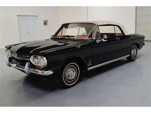 1963 Chevrolet Corvair for sale in Mooresville, NC