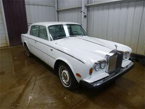 1975 Rolls-Royce Silver Shadow for sale in Bedford, VA