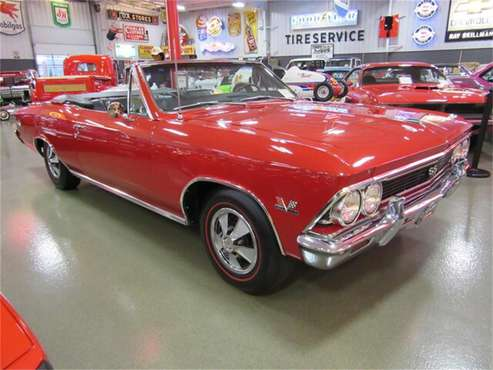 1966 Chevrolet Chevelle Malibu SS for sale in Greenwood, IN