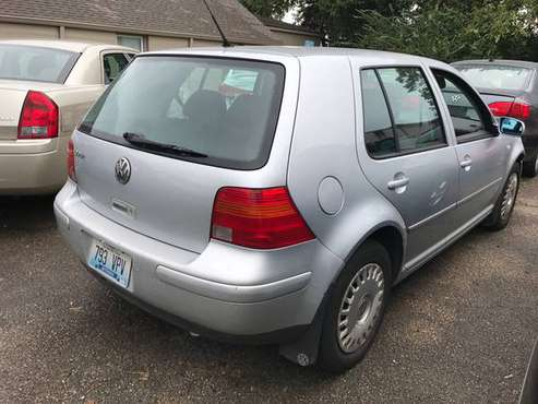 2001 Volkswagen Golf 2.0 for sale in Louisville, KY