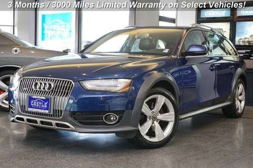 2013 Audi allroad AWD All Wheel Drive 2.0T quattro Premium Plus Wagon for sale in Lynnwood, WA