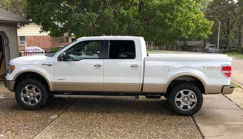 2013 F150 KING RANCH for sale in North Little Rock, AR