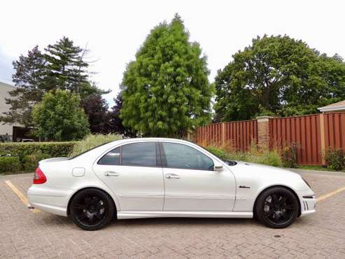 2007 Mercedes E63 AMG RENNtech for sale in Lincolnwood, IL