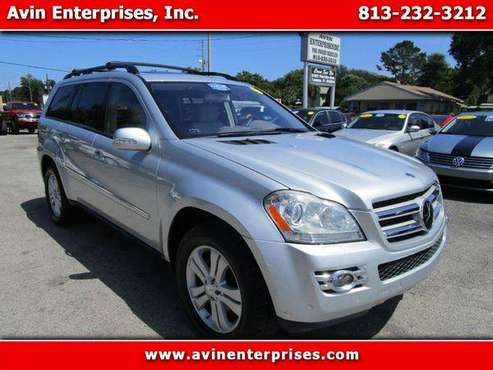 2007 Mercedes-Benz GL-Class GL450 BUY HERE / PAY HERE !! for sale in TAMPA, FL