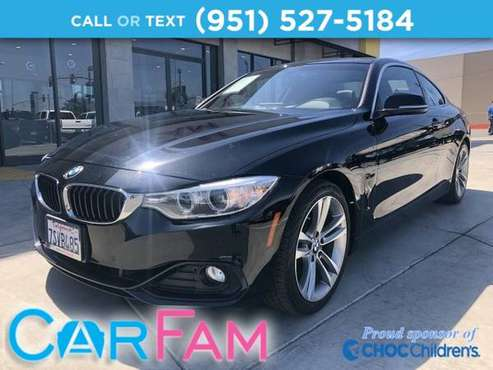 *2016* *BMW* *428i* ** for sale in Rialto, CA
