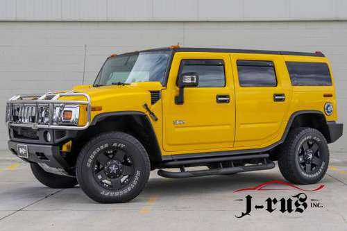 CLEAN! 2004 HUMMER H2 Base 4WD for sale in Macomb, MI