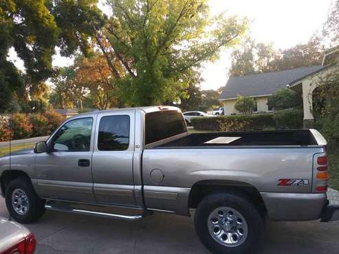 2001 Chevy Silverado 1500 Truck 4x4 for sale in Stockton, CA