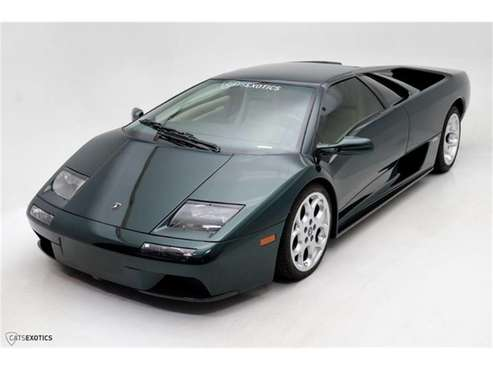 2001 Lamborghini Diablo for sale in Seattle, WA