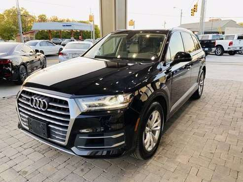2017 Audi Q7 Premium Plus with - cars & trucks - by dealer - vehicle... for sale in Murfreesboro TN, GA