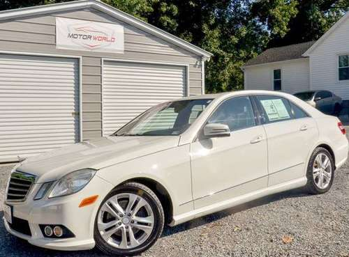2010 Mercedes-Benz E-Class - Financing Available!! WARRANTY INCLUDED!! for sale in Madison Heights, VA