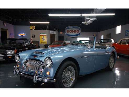 1962 Austin-Healey 3000 for sale in Cadillac, MI