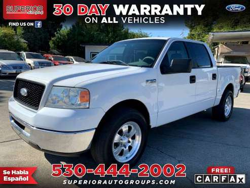 2006 Ford *F150* *F 150* *F-150* *XLT* for sale in Yuba City, CA