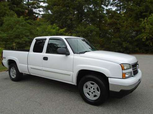 "2007 Chevy Silverado K1500 LT Z71 4x4 Ext/Cab ""INSPECTED"" for sale in Kittery, ME"