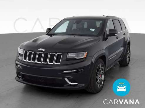 2014 Jeep Grand Cherokee SRT Sport Utility 4D suv Black - FINANCE -... for sale in Park Ridge, IL