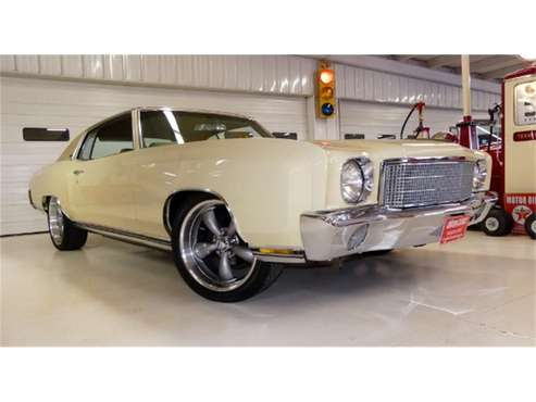 1970 Chevrolet Monte Carlo for sale in Columbus, OH