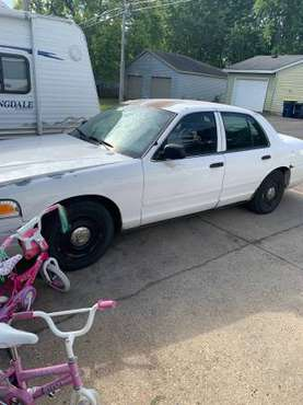 2003 Ford police interceptor for sale in New Ulm, MN