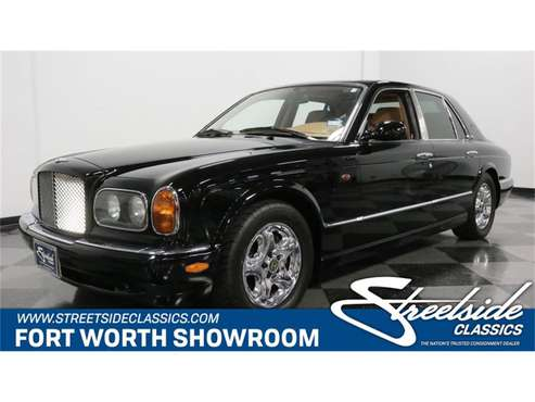 1999 Bentley Arnage for sale in Ft Worth, TX
