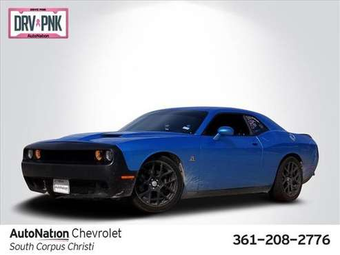 2015 Dodge Challenger R/T Scat Pack SKU:FH811169 Coupe for sale in Corpus Christi, TX