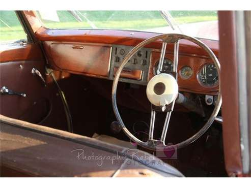 1951 Armstrong-Siddeley Lancaster Saloon for sale in Cadillac, MI