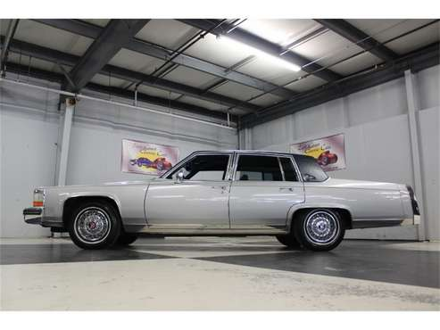 1986 Cadillac Fleetwood Brougham d'Elegance for sale in Lillington, NC