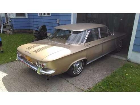 1963 Chevrolet Corvair for sale in Cadillac, MI