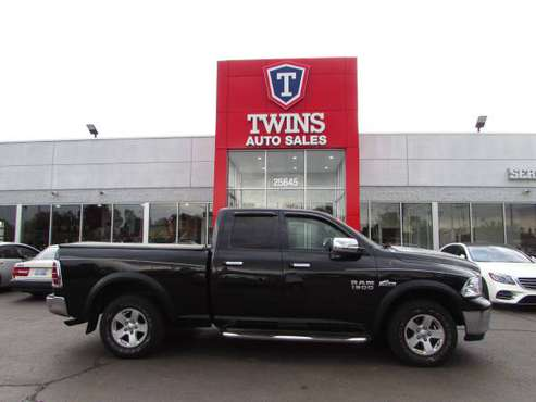 2009 DODGE RAM SLT 1500**SUPER CLEAN**MUST SEE**FINANCING AVAILABLE** for sale in redford, MI