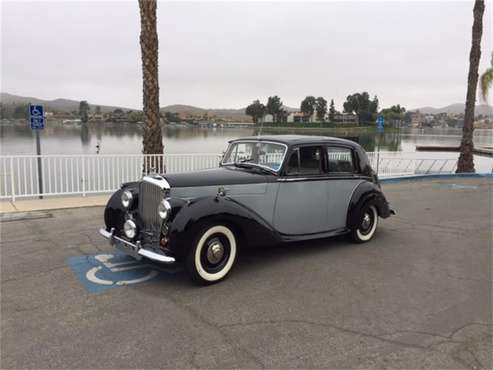 1950 Bentley Mark VI for sale in Canyon Lake, CA